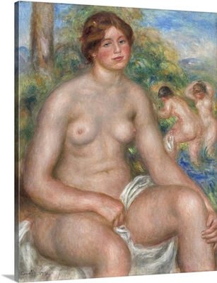 Seated Bather, 1914