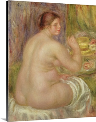 Seated Nude, The Pregnant Woman
