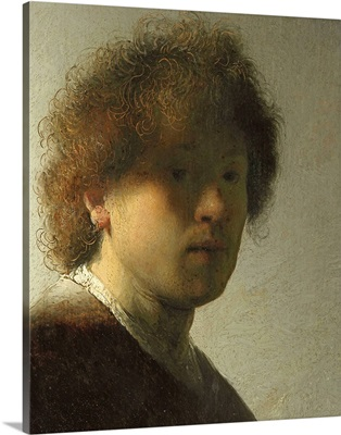 Self Portrait as a Young Man, c.1628