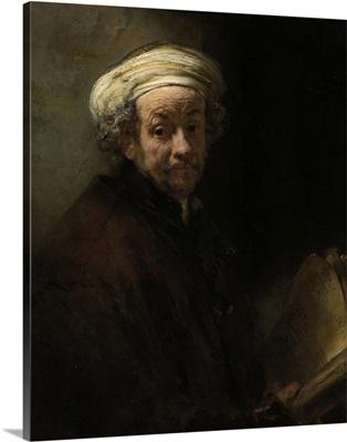 Self portrait as the Apostle Paul, 1661