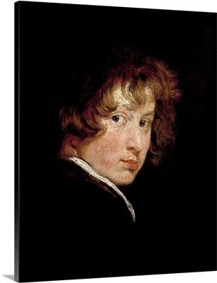 Self portrait at sixteen, 1615