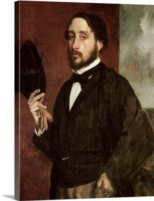 Self portrait, c.1862