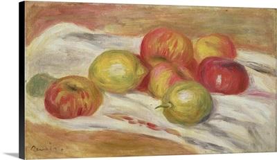 Seven Apples, 1910