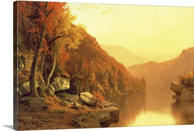 Shawanagunk Mountains, Autumn, 1863