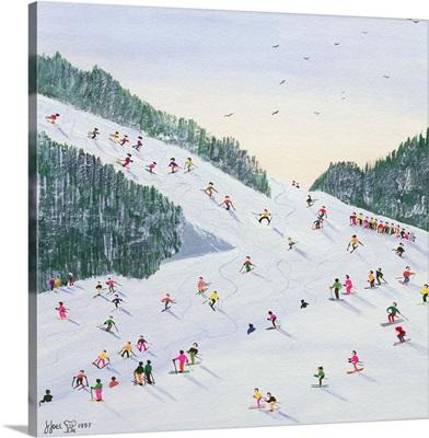 Ski-vening, 1995