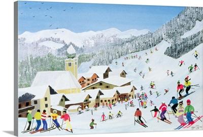 Ski Whizzz!, 1991