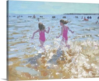 Splashing In The Sea, Clacton