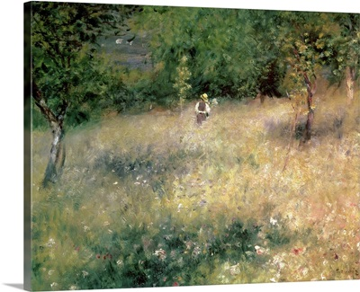 Spring at Chatou, c.1872 5