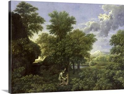 Spring, or The Garden of Eden