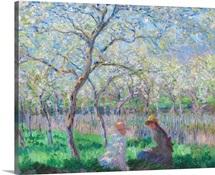 Springtime, 1886