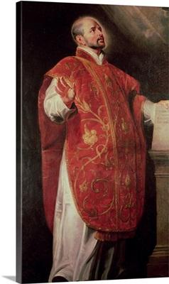 St. Ignatius of Loyola (1491 1556) Founder of the Jesuits