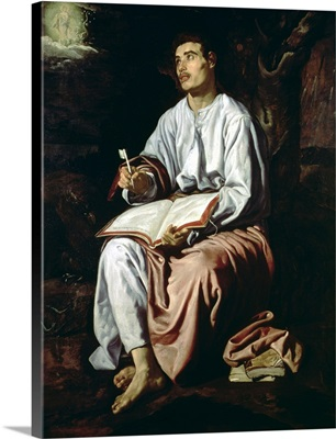 St. John the Evangelist on the Island of Patmos, c.1618