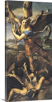 St. Michael Overwhelming the Demon, 1518