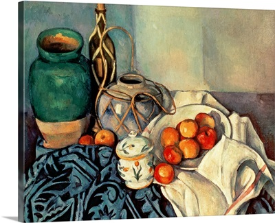Still Life with Apples, 1893 94