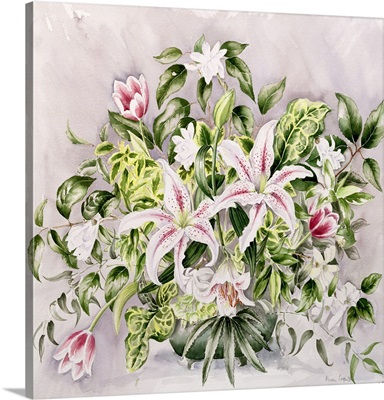 Still life with Tiger Lilies, 1996