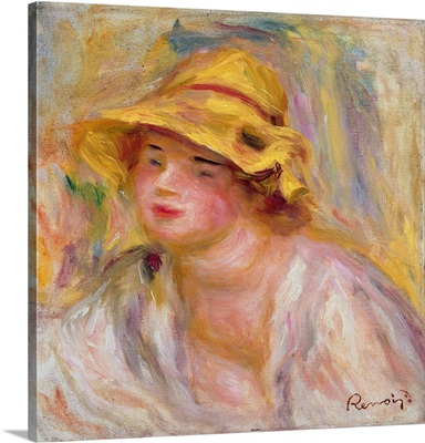 Study of a Girl, c.1918-19