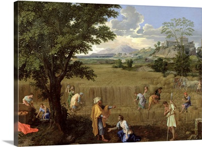 Summer, or Ruth and Boaz, 1660-64