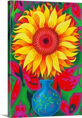 Sunflower, 2015