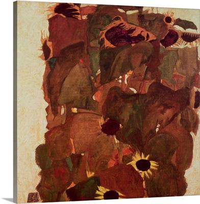 Sunflowers II, 1911
