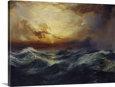 Sunset After A Storm, 1901