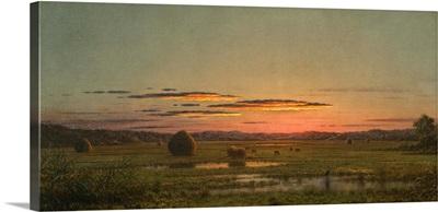 Sunset, c.1880