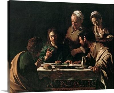 Supper at Emmaus, 1606