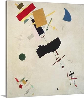 Suprematist Composition No.56, 1936