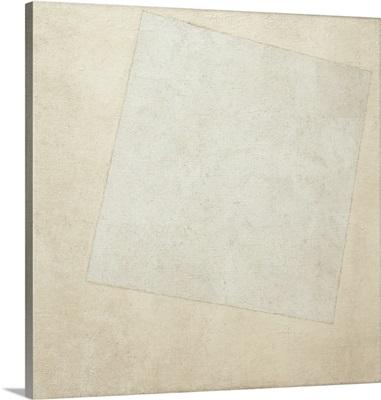 Suprematist Composition: White On White, 1918