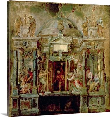 Temple of Janus, 1630s