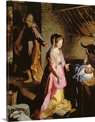 The Adoration of the Child, 1597