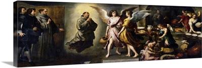 The Angels' Kitchen, 1646