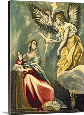The Annunciation, c.1595-1600