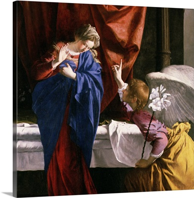 The Annunciation, c.1623