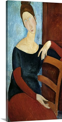 The Artist's Wife 1918