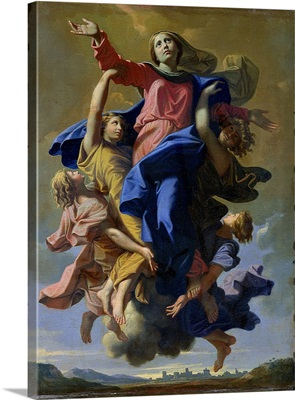 The Assumption of the Virgin, 1649 50