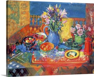 The Balcony Table