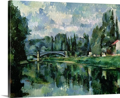 The Banks of the Marne at Creteil, c.1888