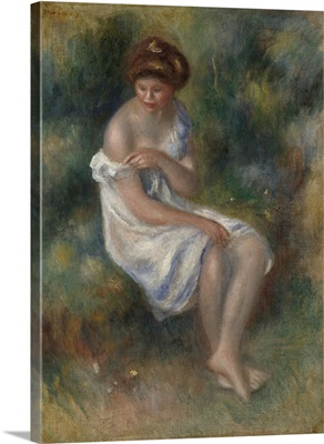 The Bather, c.1900