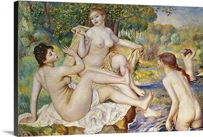 The Bathers, 1887