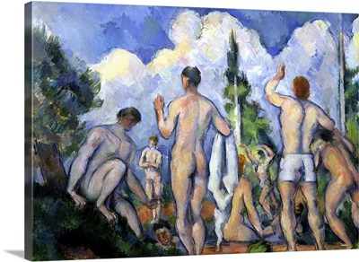 The Bathers, c.1890 92