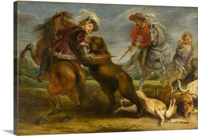 The Bear Hunt, 1639-1640