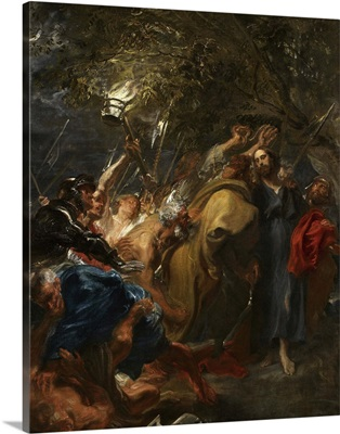 The Betrayal of Christ, c.1618-20