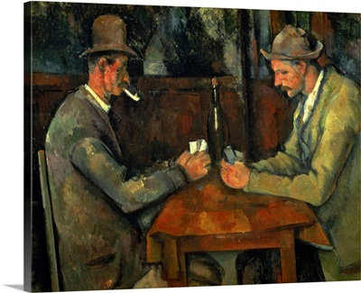 The Card Players, 1890 95