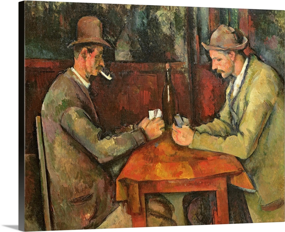 The Card Players, 1893 96