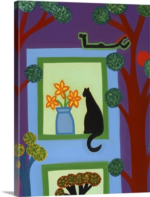 The Cat From Askew Crescent, 2008