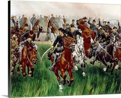 The Cavalry, 1895