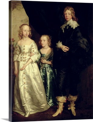 The Children of Thomas Wentworth, 1st Earl of Strafford, 17th century