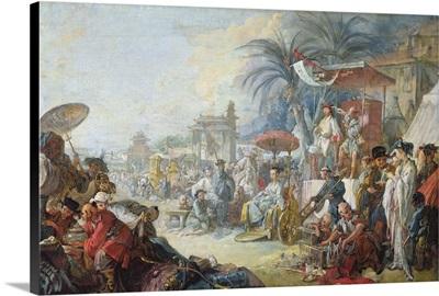 The Chinese Fair, c.1742