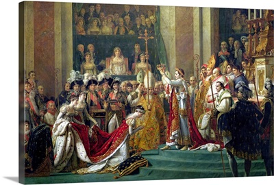The Consecration of the Emperor Napoleon (1769-1821)