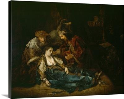 The Death of Lucretia, mid 1640s